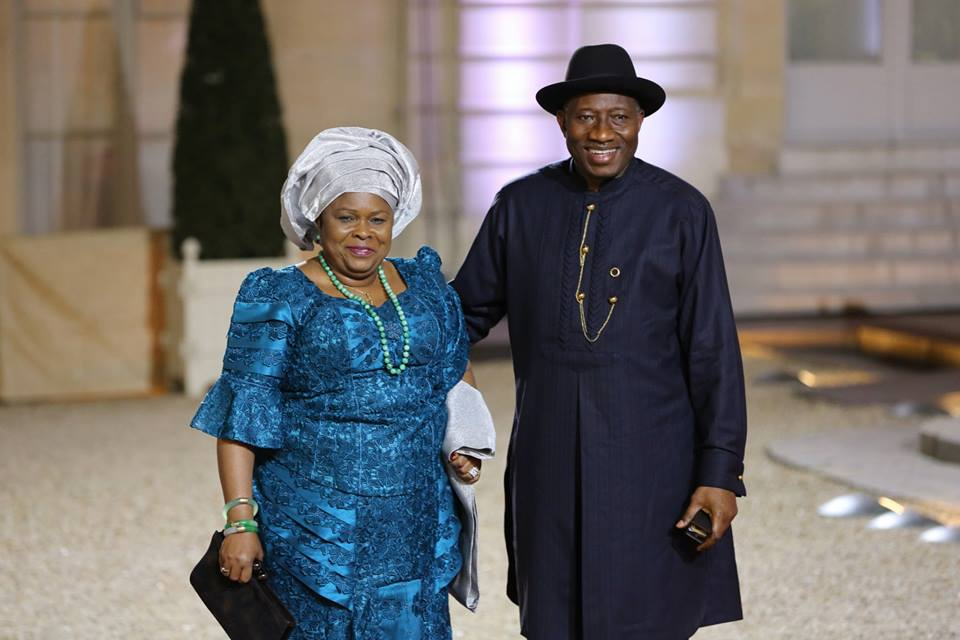 Dr. Goodluck & Patience Jonathan