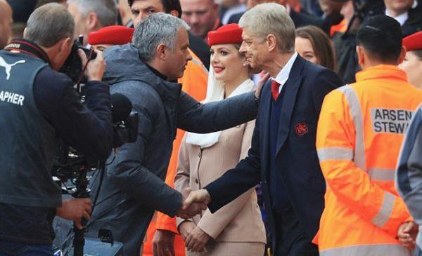 Wenger vs MOu