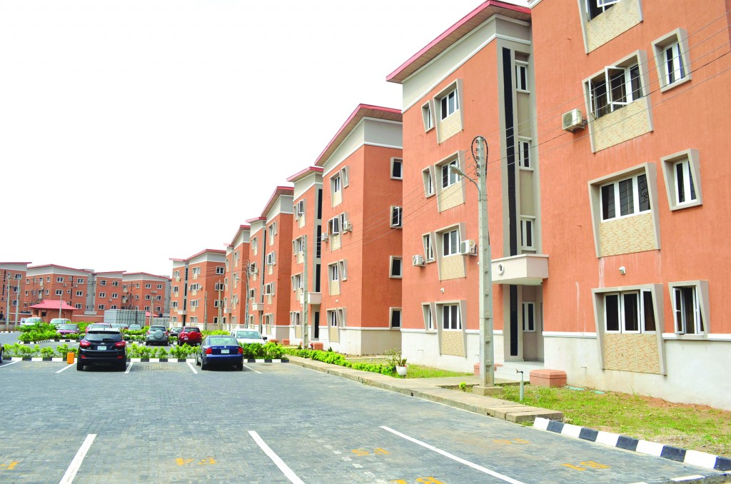 Anthoney Enahoro Housing Estate