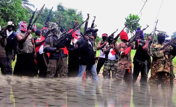Militants second